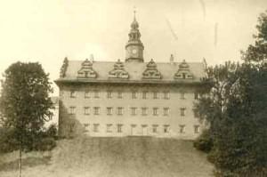 Pałac gorzanowski