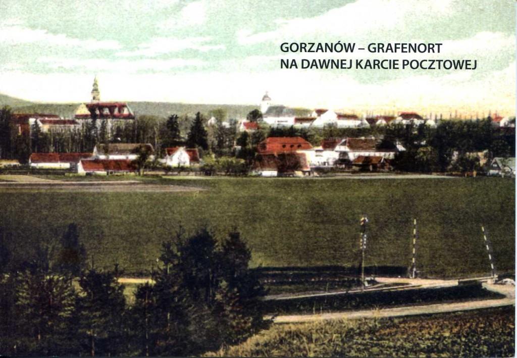 karta_pocztowa_gorzanow-grafenort nadawnej karcie pocztowej